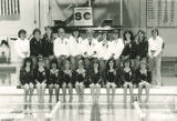 SC Women's Swimming and Diving Team (c. 1986-1987)
