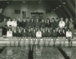 SC Women's Swimming and Diving Team (c. 1987-1988)