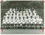 1976 Soccer Team at Springfield College