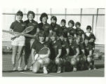 Women's Tennis Team (1982)