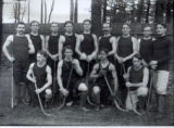 Middler's Field Hockey, 1904