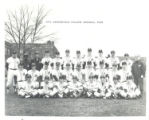 1971 Springfield College Baseball Team