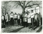Physical Education Complex Groundbreaking Ceremony 1980