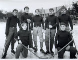 Springfield College Hockey Team (c. 1902)