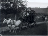 Carriage to Class Picnic (1903)