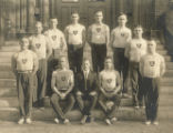 Springfield College Men's Gymnastics Team, 1920-21