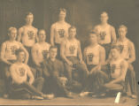 Springfield College Men's Gymnastics Team 1909-1910