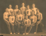 Springfield College Men's Gymnastics Team 1911