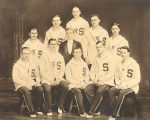 Springfield College Men's Gymnastics Team 1913