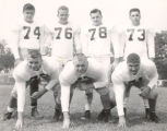 Springfield College Tackles, c. 1956