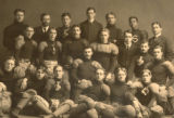 1901 Football Team at Springfield College