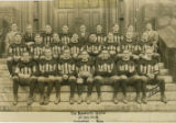 1925 Springfield College Football Team