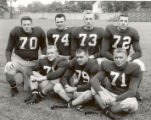 Springfield College Football Tackles, 1955