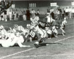 Dave Buddington Scores a Touchdown Against Cortland State, 1969