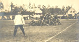"Springfield College vs. Mass ""Aggies"", c. 1912"