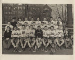1941 Springfield College Men's Lacrosse Team