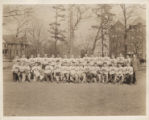 1942 Springfield College Men's Lacrosse Team