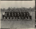 1950 Springfield College Men's Lacrosse Team