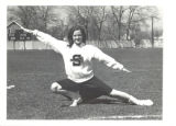 Cathy Parker, Springfield College Cheerleader (Class of 1970)