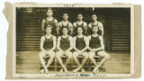 1915 Men's Swimming Team