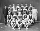 1929 Men's Swimming & Diving Team