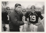 Head Football Coach Mike DeLong, 1985