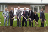 The Wellness Center and Field House Groundbreaking Ceremony
