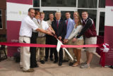 Ribbon-Cutting Ceremony: Wellness Center, Field House, and Athletic Training/ Exercise Science...