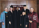 Springfield College Honorary Degree Recipients, 2002
