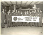Springfield College Far East Tour, Pan Am Banner (1965)