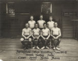 Men's Wrestling Team (c. 1914-1915)