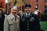 Captain Ross at SC Veteran's Day Program (November 11, 2002)