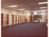 Locker Room in Memorial Field House