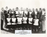 Field Hockey EAIAW champions 1976