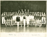Gymnastics exhibition team (1964-1965)