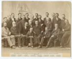 Chairman and Secretaries of the International Committee of the YMCA, c. 1893