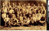 Summer Session for Gymnasium Instructors, ca. 1889