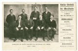 Postcard of the Board of YMCA Managers, Lisbon, Portugal, 1908