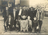 Barrow School soccer team, 1908