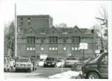 West Gymnasium from Wilbraham Ave