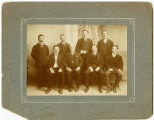 Board of YMCA Managers, Lisbon, Portugal, 1908