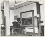 Empty physics laboratory, c. 1946