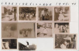 """Lakeside Village 1945-48"""
