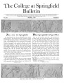 The Bulletin (vol. 6, no. 5), March 1933