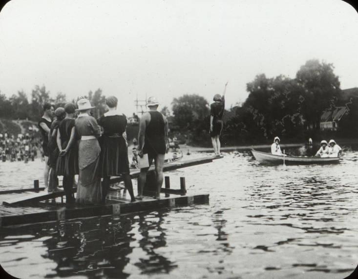 Massasoit Lake (c. 1910-1915)